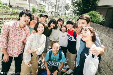 AOIE Family | フレンドフォト(友達)