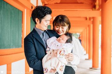 kantaお宮参り | 家族写真(ファミリーフォト)