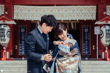 Memories with Shoto | 家族写真(ファミリーフォト)