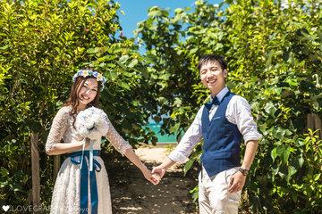 Yusuke × Shiori | 夫婦フォト