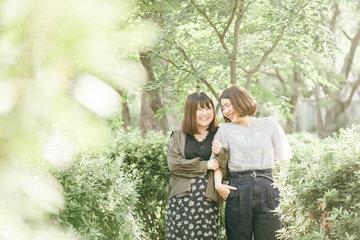 AIRI × MEI | フレンドフォト(友達)