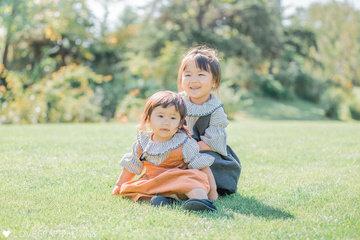 Yua*Noa | 家族写真(ファミリーフォト)