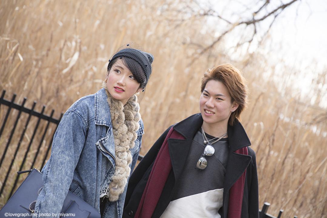 Hideto × Yukako | カップルフォト