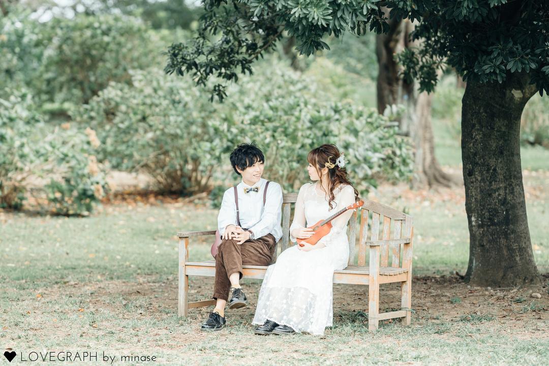 ISSEI & MOMO | 夫婦フォト