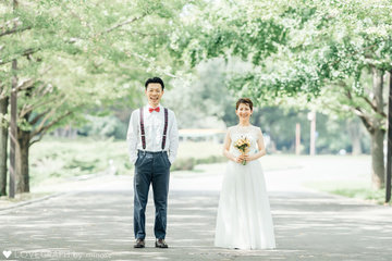 Our Wedding Pics | 夫婦フォト