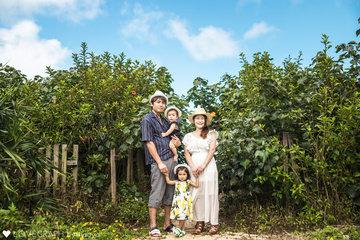 Shimizu family  | 夫婦フォト