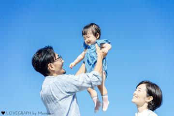 1st Happy Birthday | 家族写真(ファミリーフォト)