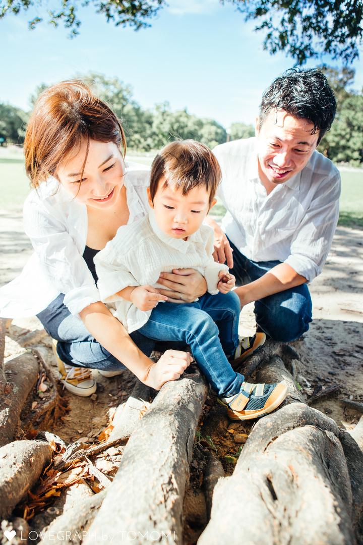 okamoto family | 家族写真(ファミリーフォト)