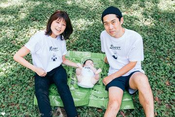 Kawahara family | 家族写真(ファミリーフォト)