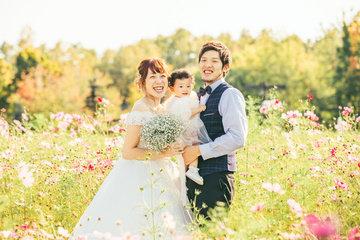 Yasuda Family | 夫婦フォト