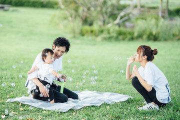 Arima Family | 家族写真(ファミリーフォト)