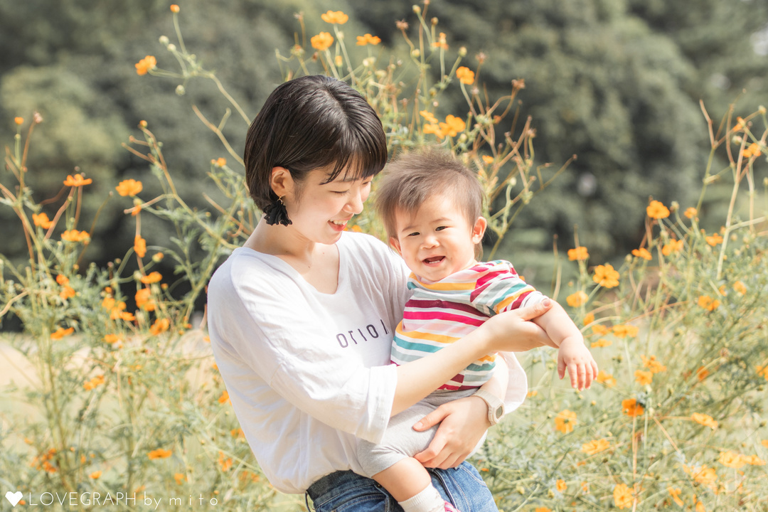 Waco×Hana | 家族写真(ファミリーフォト)