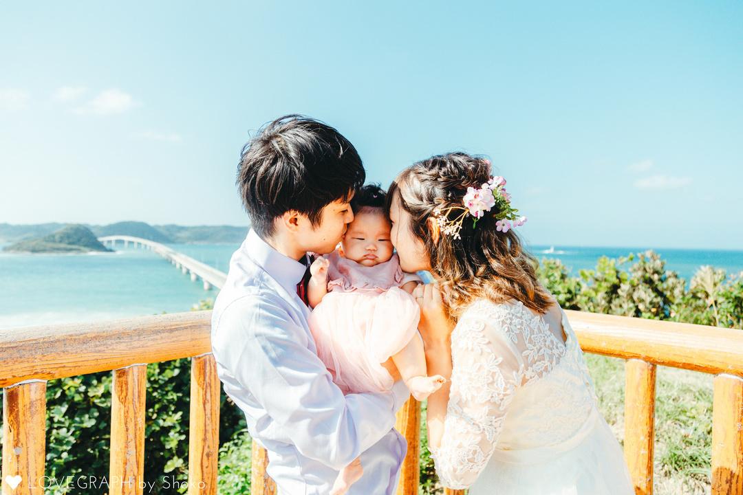 kohei×saaya×kii | 家族写真(ファミリーフォト)