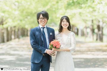 Y&Y | 夫婦フォト
