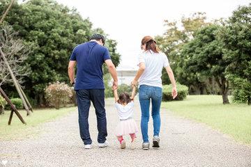 かんちゃんwithパパママ | 家族写真(ファミリーフォト)