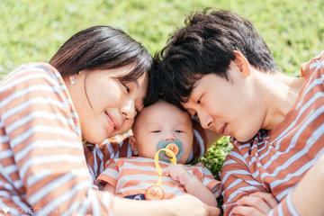 Rin Family | 家族写真(ファミリーフォト)