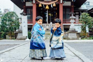 Shuntaro×Gakuto | 家族写真(ファミリーフォト)