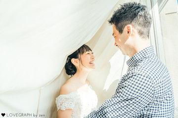 Jun&aya | 夫婦フォト