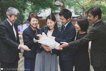 Kubota Family | 家族写真(ファミリーフォト)