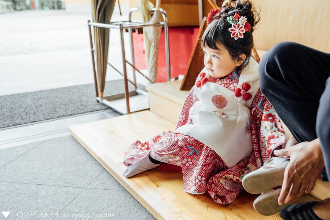 七五三*お宮参り | 家族写真(ファミリーフォト)