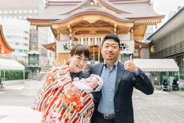 Yanagidera Family | 家族写真(ファミリーフォト)