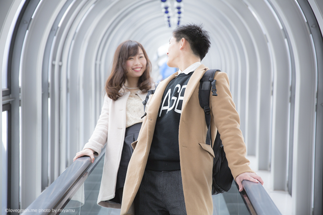 Seiji × Saya | カップルフォト