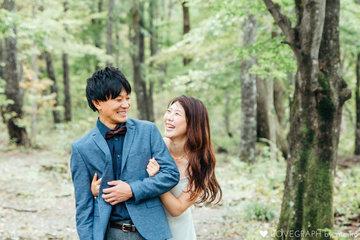 Hiroshi×Arisa | 夫婦フォト