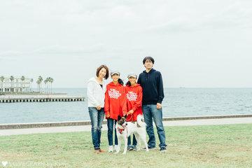 Nishihara Family | 家族写真(ファミリーフォト)