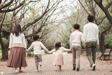 Hara Family | 家族写真(ファミリーフォト)