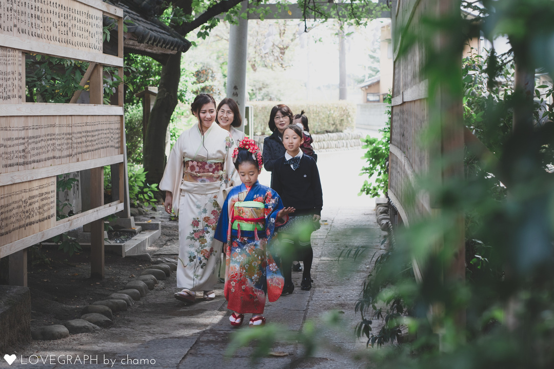 mai.7th | 家族写真(ファミリーフォト)