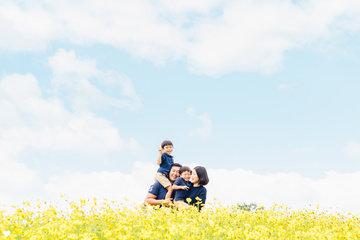 Tanizawa family | 家族写真(ファミリーフォト)