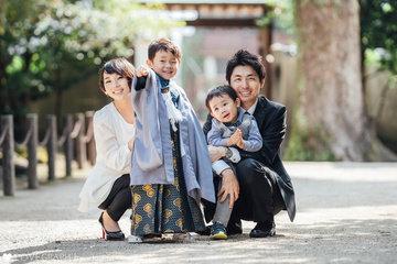 Yuto family  | 家族写真(ファミリーフォト)