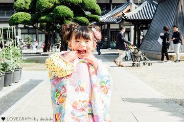 Yuina 753 | 家族写真(ファミリーフォト)