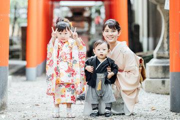 Kanna Family  | 家族写真(ファミリーフォト)
