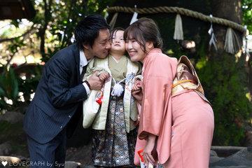 A-kun☆753 | 家族写真(ファミリーフォト)