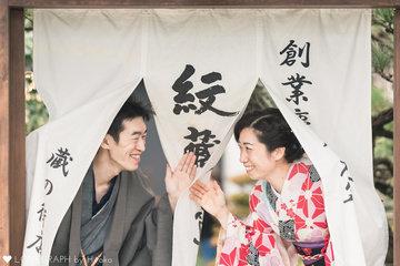 Kiyotaka&Naoko | カップルフォト