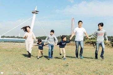 Tommy Family | 家族写真(ファミリーフォト)
