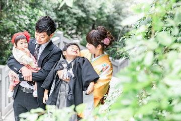SAKU×HANA Family | 家族写真(ファミリーフォト)