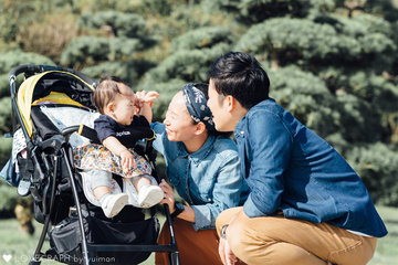 Active家族(First Family Photo) | 家族写真(ファミリーフォト)