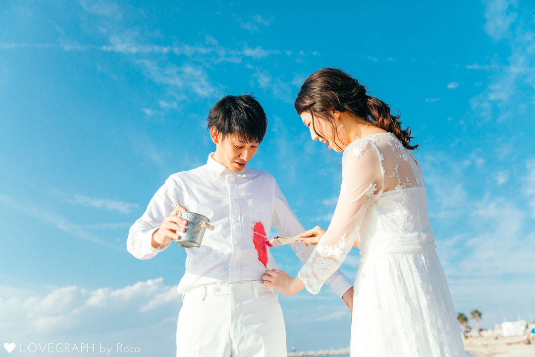 Kosuke×Maya | 夫婦フォト