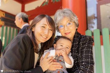 Family 七五三×お宮参り |