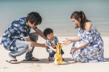 Gene Yan Family | 家族写真(ファミリーフォト)