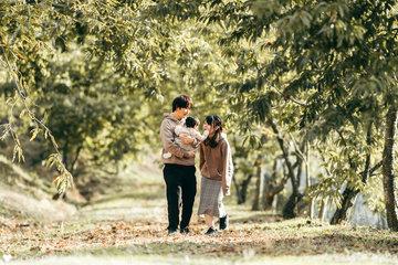 family t . | 家族写真(ファミリーフォト)