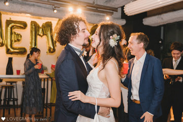 Yume x Marc Wedding Party | 夫婦フォト