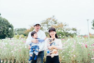 Happy Family  | 家族写真(ファミリーフォト)