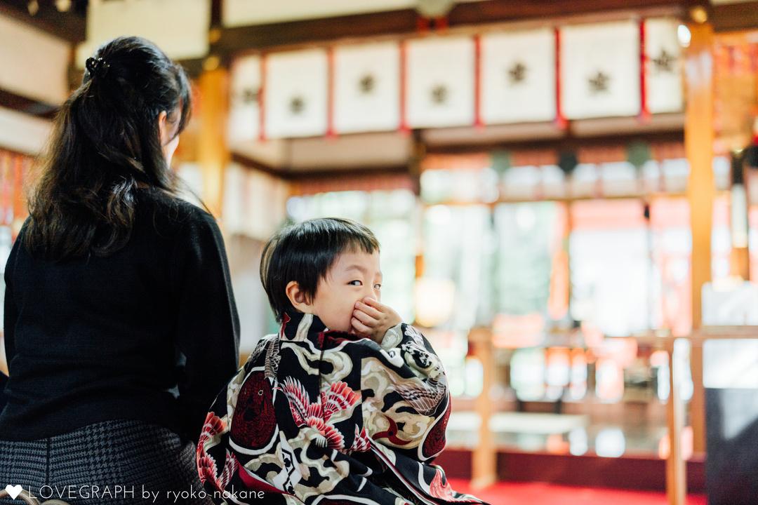 Koutarou×Tetsuhiro 753 | 家族写真(ファミリーフォト)