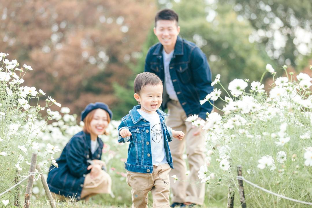 Itsuki 2nd Birthday | 家族写真(ファミリーフォト)