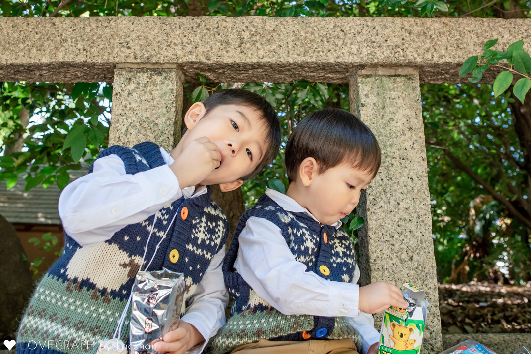 S.O  七五三 | 家族写真(ファミリーフォト)