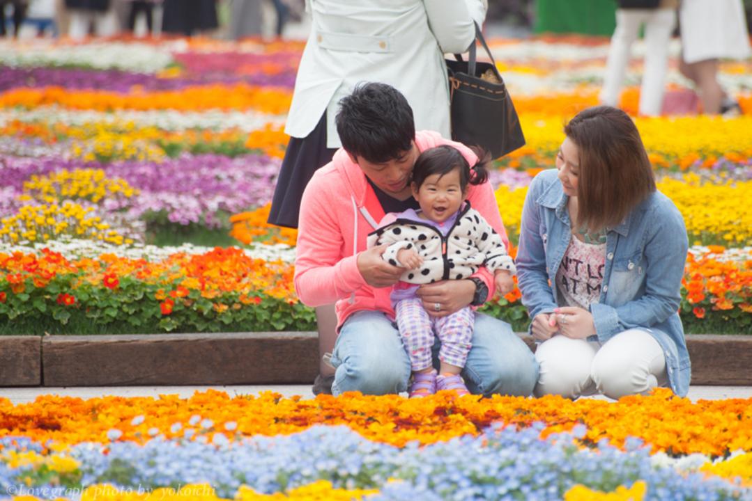 Toru × Tsugumi × Mia | 家族写真(ファミリーフォト)