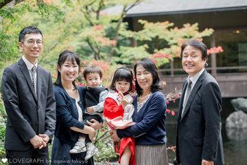 Nakajima Family | 家族写真(ファミリーフォト)